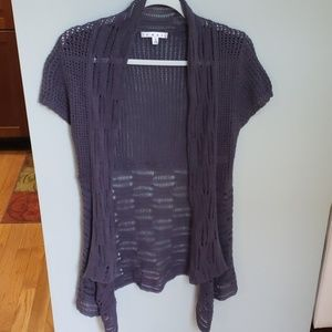 Cabi light knit cover